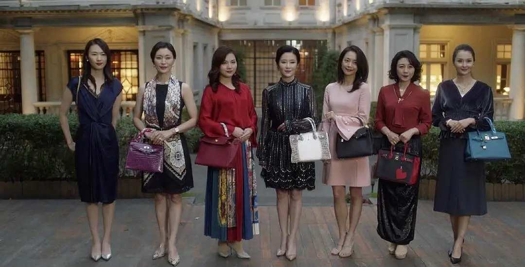 上海名媛事件是怎么回事?-第3张图片-爱薇女性网