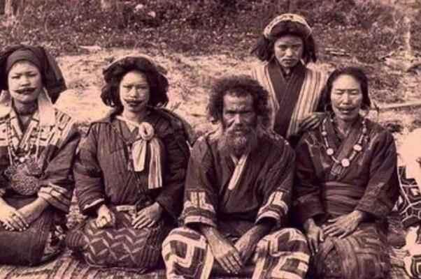 日本虾夷人:世界上体毛最茂盛的民族-第1张图片-爱薇女性网