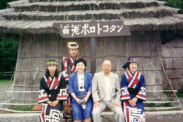 日本虾夷人:世界上体毛最茂盛的民族-第2张图片-爱薇女性网