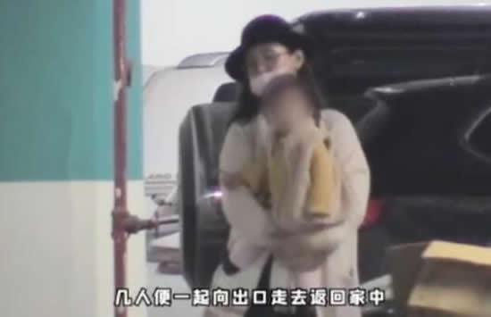 吴倩未婚生子是真的吗?吴倩孩子名字及正面照被曝光-第3张图片-爱薇女性网