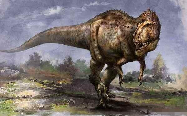 中华盗龙:体长达8米的新疆大型食肉恐龙,生活在距今1.44亿年前-第1张图片-爱薇女性网