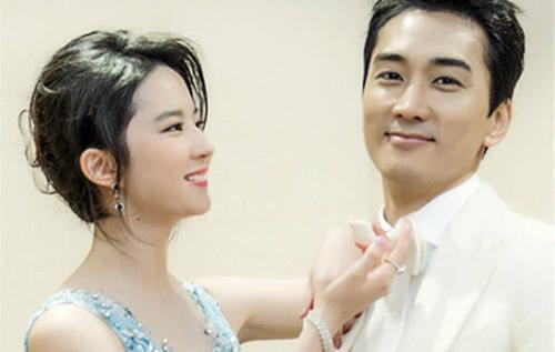 刘亦菲和宋承宪为什么分手啊?-第2张图片-爱薇女性网