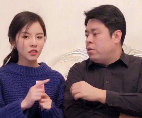 网红祝晓晗个人资料简介 祝晓晗父女关系是真的吗-第3张图片-爱薇女性网