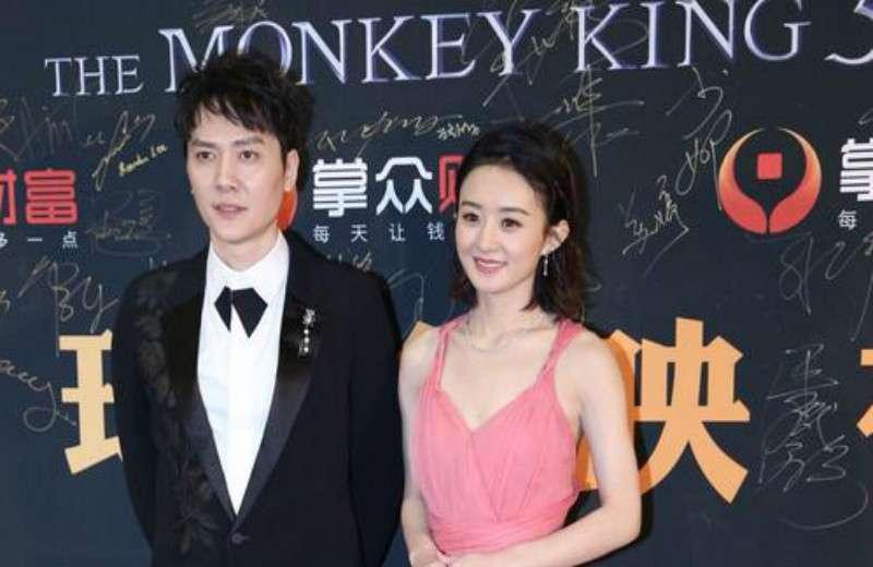 冯绍峰赵丽颖官宣离婚,两人结婚突然离婚也十分突然-第1张图片-爱薇女性网