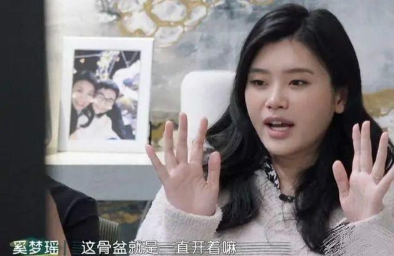 奚梦瑶谈怀二胎感受,坚持出来工作,孩子并不是她的全部-第3张图片-爱薇女性网