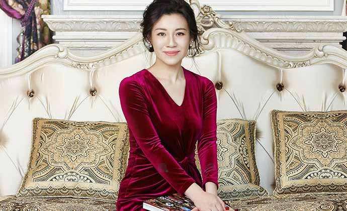 刘琳老公是谁?与前男友导演分手后嫁给了上海一名富商-第2张图片-爱薇女性网