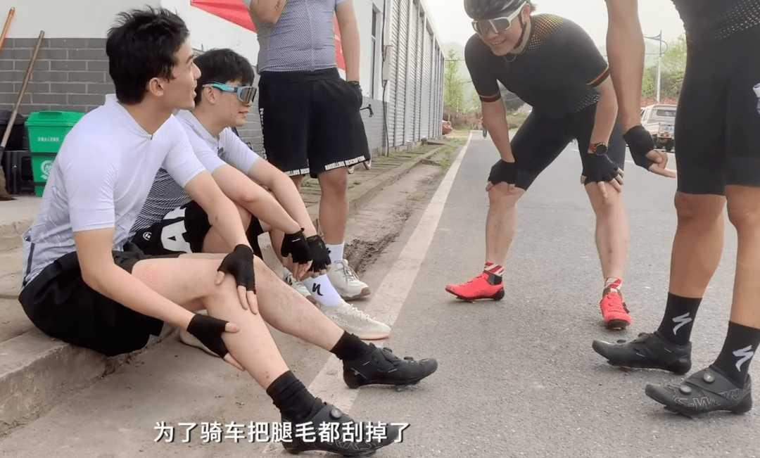 吴磊骑行后胖了十斤,运动还能增肥?-第3张图片-爱薇女性网