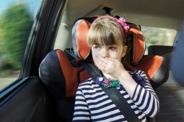 晕车怎么办最有效方法:用风油精涂太阳穴,或闻生姜片可以缓解