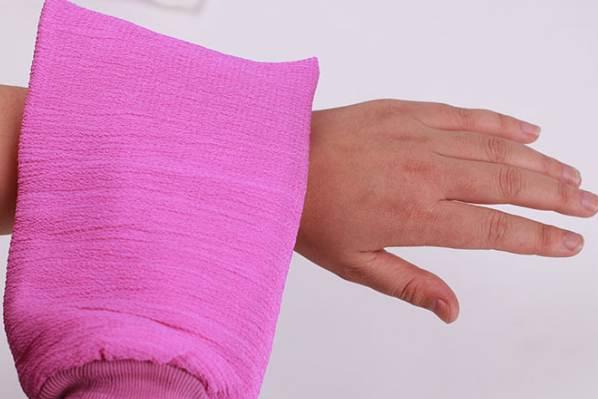 搓澡巾对皮肤有害吗?搓澡巾的正确使用方法-第2张图片-爱薇女性网
