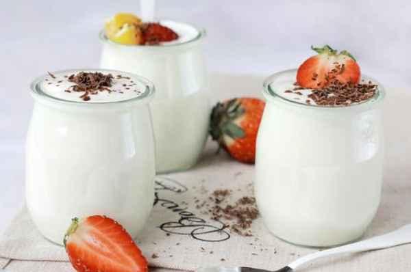 喝酸奶的功效与作用:增强免疫力(防止骨质疏松)