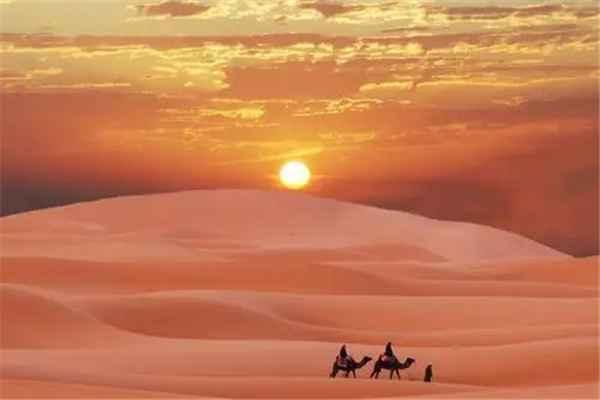 世界公认三大危险的沙漠-第1张图片-爱薇女性网