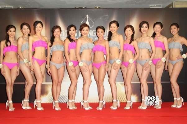 选港姐为什么要穿泳衣:展现佳丽身材的优美线条(增加收视率)
