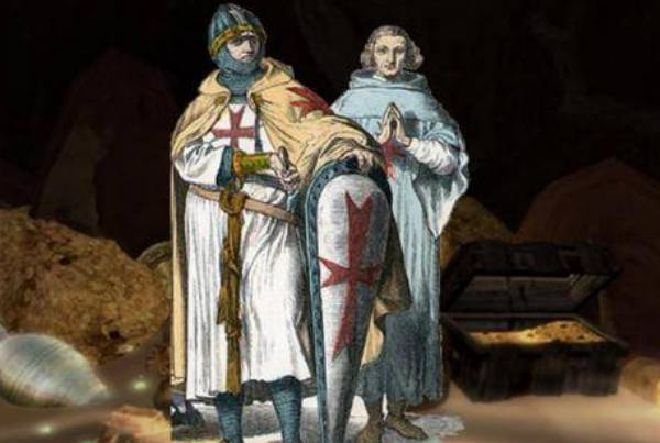 世界六大宝藏未解之谜:石达开藏宝太平山(圣骑士团宝藏神秘消失)-第4张图片-爱薇女性网