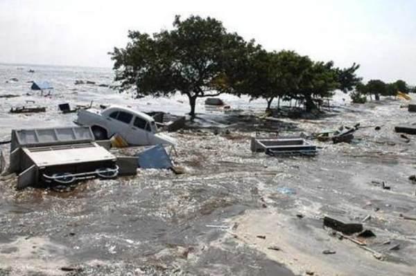 5大最可怕自然灾害:印度洋大海啸造成226000人死亡-第2张图片-爱薇女性网