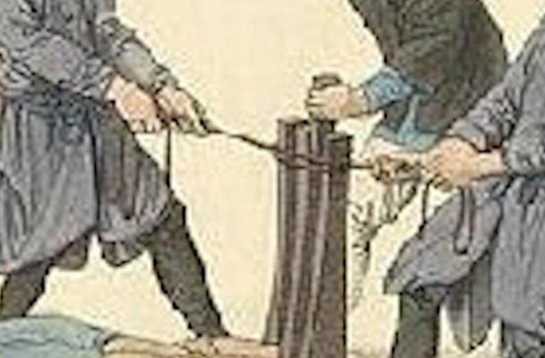 剔骨之刑主要指什么:古代的膑刑(砍断脚或者挖去膝盖骨)